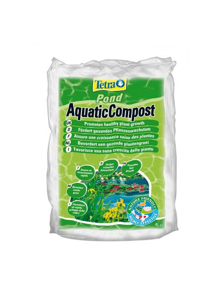 Удобрения для растений Tetra Pond «Aquatic Compost» 8 л
