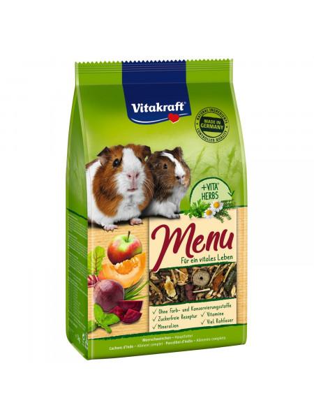 Корм для морских свинок Vitakraft «Premium Menu Vital» 1 кг