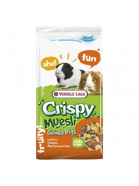 Корм для морских свинок Versele-Laga «Crispy Muesli Guinea Pigs» 1 кг