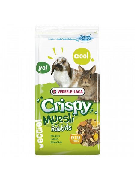 Корм для кроликов Versele-Laga «Crispy Muesli Rabbits» 1 кг