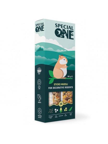 Лакомство для грызунов Special One 90 г / 2 шт. (мюсли)