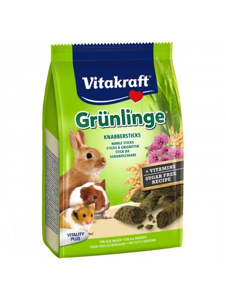 Лакомство для грызунов Vitakraft «Grünlinge» 50 г (трава)