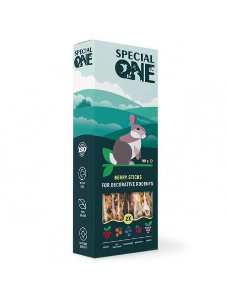 Лакомство для грызунов Special One 90 г / 2 шт. (ягоды)