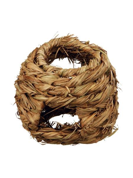 Гнездо для грызунов Trixie плетёное d=16 см (натуральные материалы)