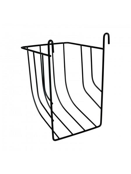 Заборник для сена Trixie подвесной 13 x 18 x 12 см (металл)