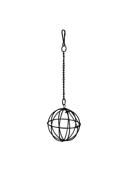Заборник-Шар для сена Trixie подвесной d=8 см (металл)