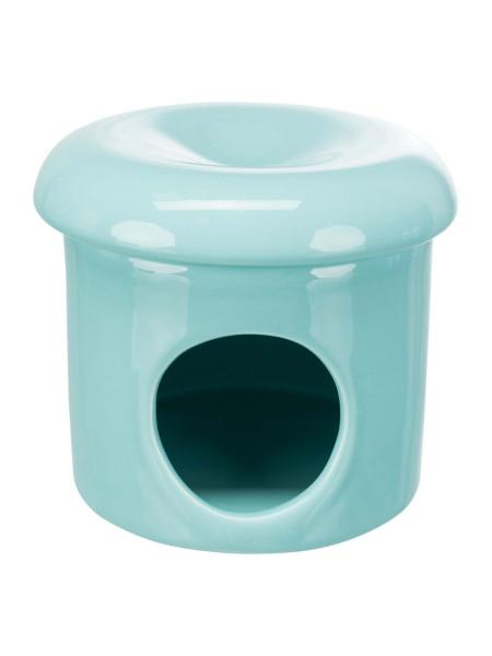 Домик для грызунов Trixie ø 12 × 10 см (керамика)