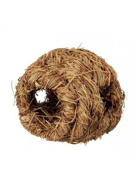 Гнездо для грызунов Trixie плетёное d=10 см (натуральные материалы)