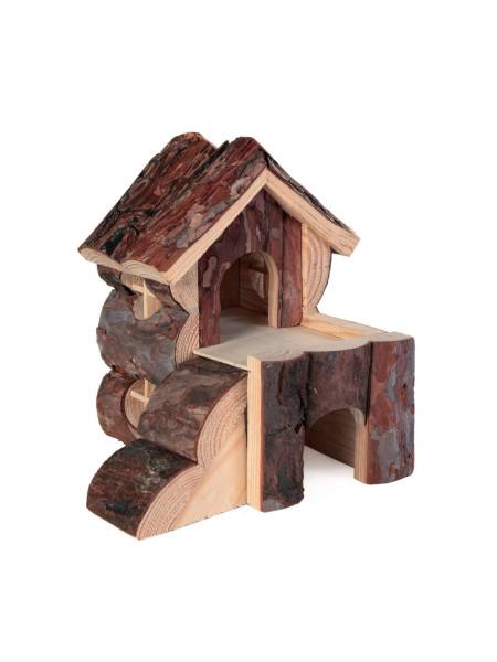 Домик для грызунов Trixie «Bjork» 15 x 15 x 16 см (дерево)