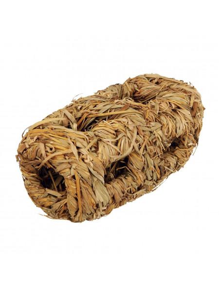 Гнездо для грызунов Trixie плетёное 19 см / d=10 см (натуральные материалы)