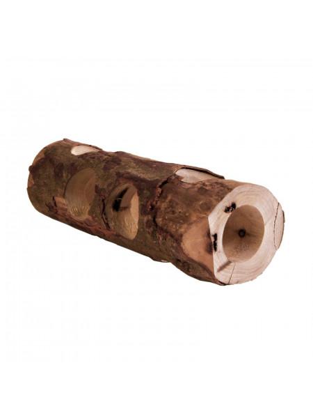 Тоннель для грызунов Trixie «Natural Living» 30 см / d=7 см (дерево)