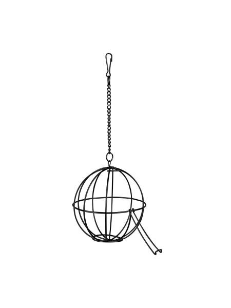Заборник-Шар для сена Trixie подвесной d=12 см (металл)