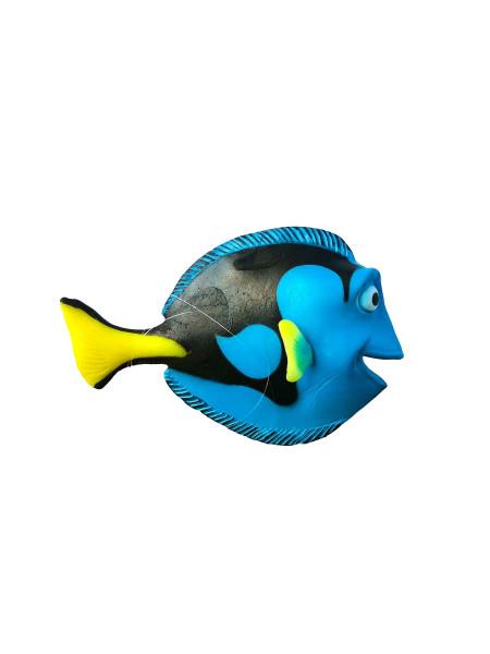 Декорация для аквариума из силикона «Рыба-хирург Дори»