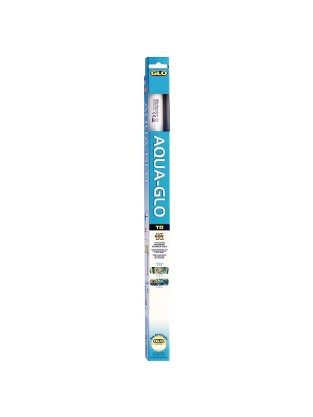 Люминесцентная лампа «Aqua-GLO» 14 W, 38 см, T8