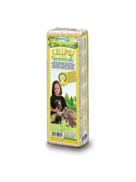 Гигиенический наполнитель для грызунов Chipsi «Citrus» 15 л (тырса)
