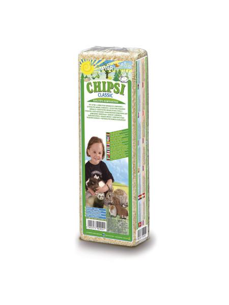 Гигиенический наполнитель для грызунов Chipsi «Classic» 15 л (тырса)