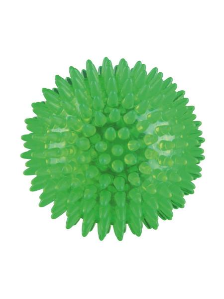 Игрушка для собак Trixie Мяч игольчатый d=8 см (термопластичная резина, цвета в ассортименте)