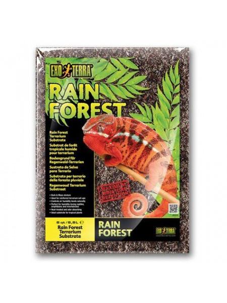 Наполнитель для террариума Exo Terra «Rain Forest» 8,8 л (смешанный субстрат)