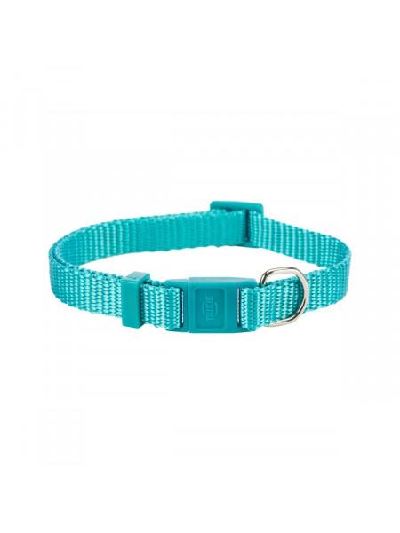 Ошейник Trixie для кошек «Premium» полиэстеровый (голубой)