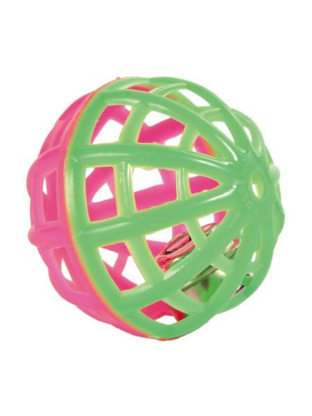 Игрушка для кошек Trixie Мяч d=4 см, набор 3 шт.