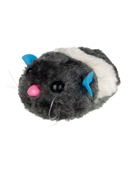 Игрушка для кошек Trixie Мышка вибрирующая 8 см (плюш)