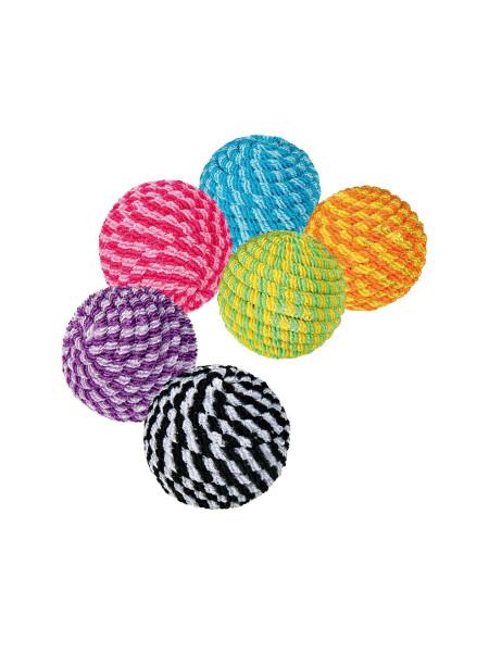 Игрушка для кошек Trixie Мяч-спираль d=4,5 см