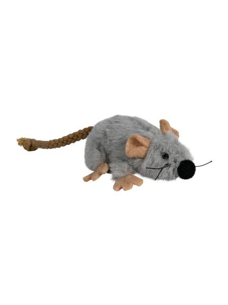 Игрушка для кошек Trixie Мышка 7 см (плюш)
