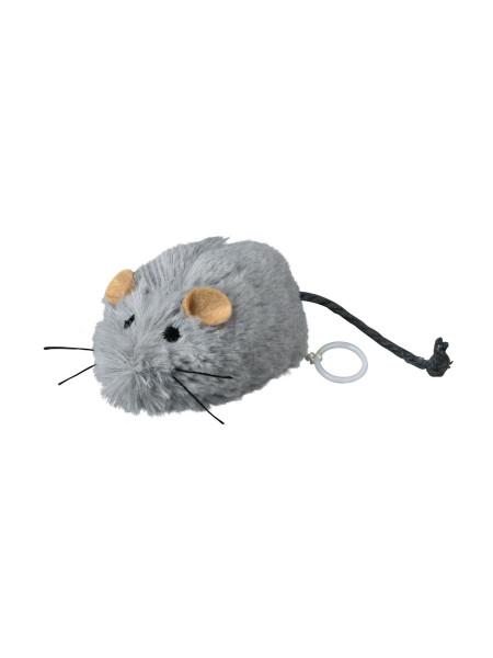 Игрушка для кошек Trixie Сурок вибрирующий 8 см (плюш)