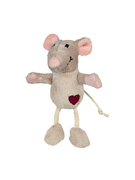 Игрушка для кошек Trixie Мышка 11 см (плюш)