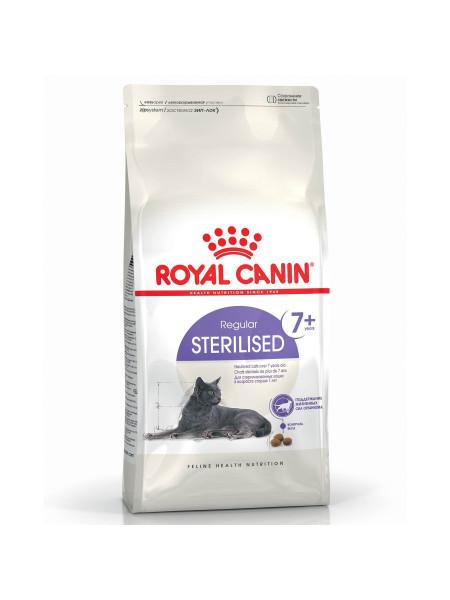 Сухой корм для пожилых стерилизованных кошек Royal Canin Sterilised 7+, 1,5 кг (домашняя птица)