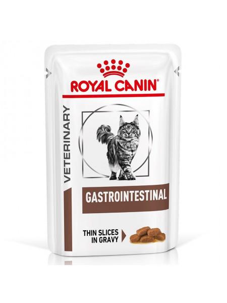 Влажный корм для кошек, при заболеваниях желудочно-кишечного тракта Royal Canin Gastro Intestinal 85 г (домашняя птица)
