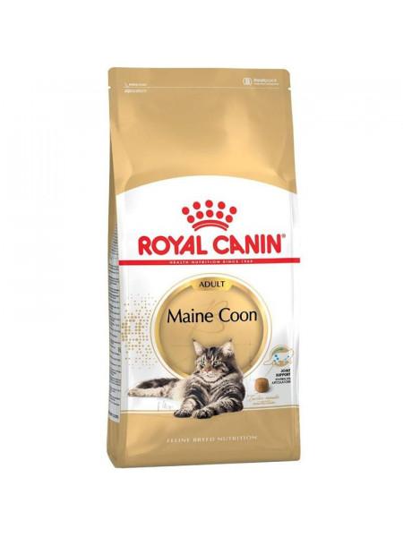 Сухой корм для котят породы мейн-кун Royal Canin Kitten Maine Coon 400 г (домашняя птица)