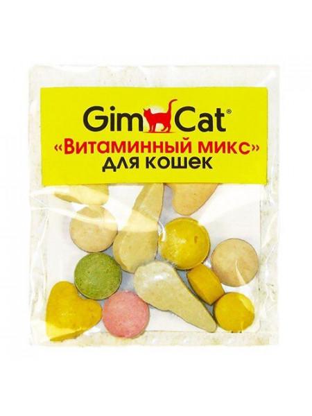 Лакомство для кошек GimCat Витаминный микс 12 г (мультивитамин)