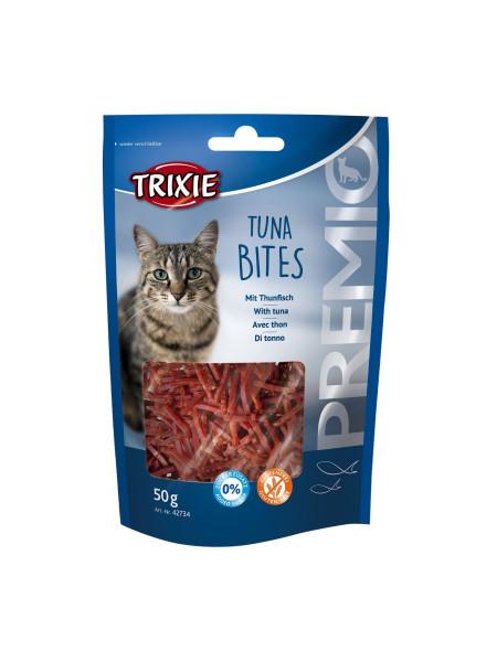 Лакомство для кошек Trixie PREMIO Tuna Bites 50 г (курица и рыба)