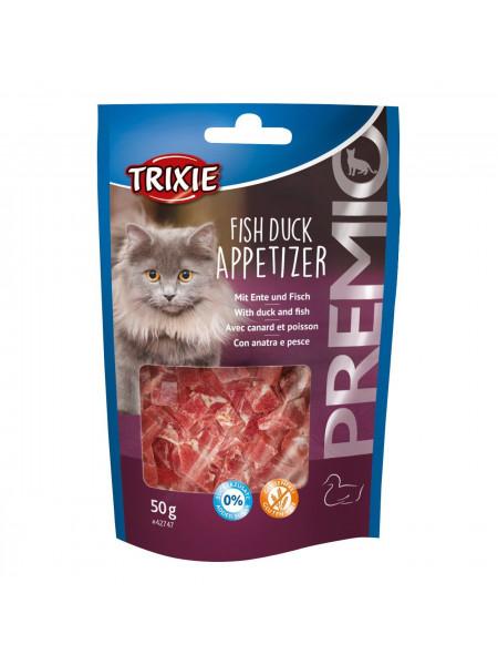 Лакомство для кошек Trixie PREMIO Fish Duck Appetizer 50 г (утка и рыба)