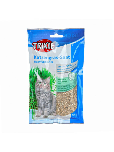 Трава для кошек Trixie 100 г - 4236