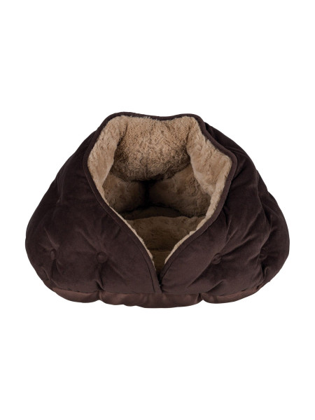 Домик Trixie «Malu» 47 см / 27 см / 41 см (коричневый)
