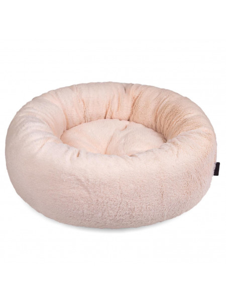 Лежак Pet Fashion «Soft» 48 см / 48 см / 17 см (розовый) - cts