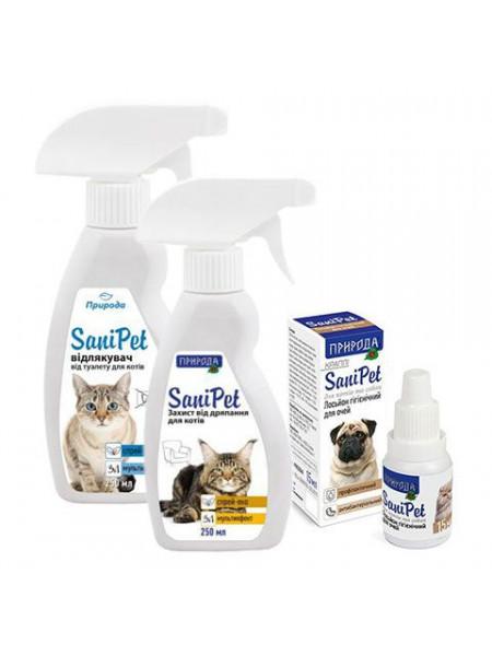 Набор Природа SaniPet для котов