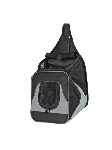 Рюкзак-Переноска Trixie «Savina» 30 x 33 x 26 см (чёрная) - dgs