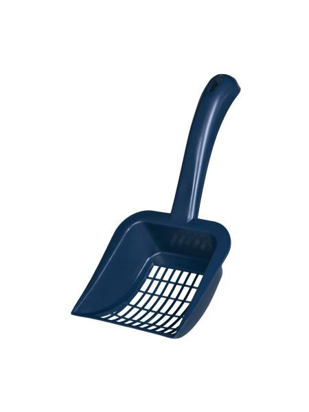 Лопатка с отверстиями Trixie для гигиенического наполнителя «Fresn & Easy Granulat», размер L (пластик, цвета в ассортименте)