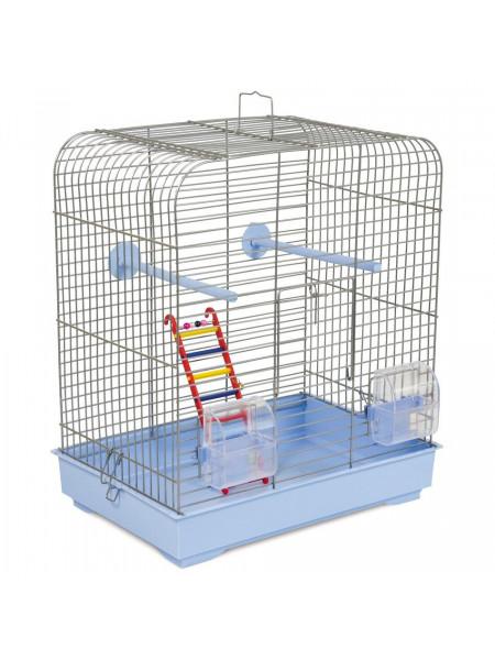 Клетка для птиц Природа «Белла» 37 x 25 x 37 см (хромированная) - PR241486