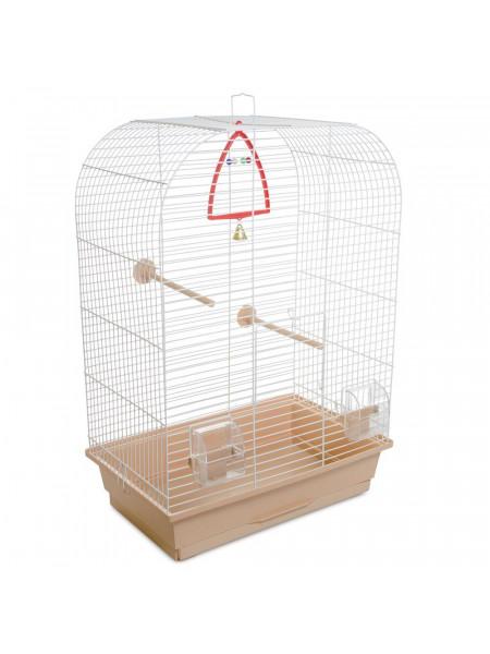 Клетка для птиц Природа «Аурика» 44 x 27 x 64 см (коричневая)