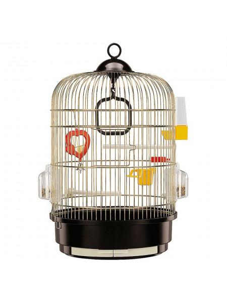 Клетка для птиц Ferplast «Regina Antique Brass» d=32,5 см, h=49 см
