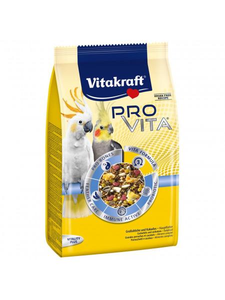 Корм для средних попугаев Vitakraft «Pro VITA» 750 г - 33741