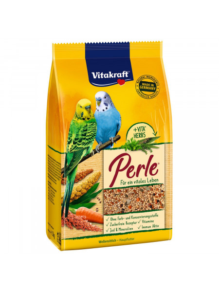 Корм для волнистых попугаев Vitakraft «Premium Menu» 1 кг