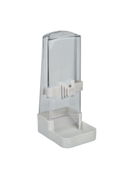 Кормушка-Поилка для птиц Trixie 200 мл / 16 см (пластик, цвета в ассортименте)