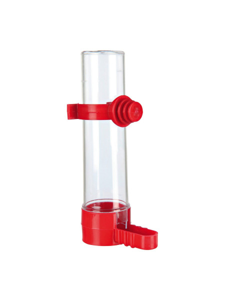 Кормушка-Поилка для птиц Trixie 50 мл / 11 см (пластик, цвета в ассортименте)