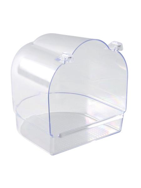 Бассейн для птиц Trixie подвесной 14 x 15 x 15 см (пластик)