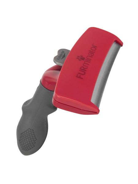Инструмент для удаления подшерстка FURminator для длинношерстных собак, размер XL
